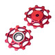 NC-17 Shimano / Sram pulleys set 11 teeth red